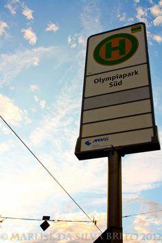next stop: Olympia Park Süd