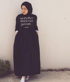 Muslim Fashion, Hijab Fashion, Teen Fashion, Hijab Styles, Islamic Clothing, Mode Hijab, Hijab Outfit, Muslim Women, High Neck Dress