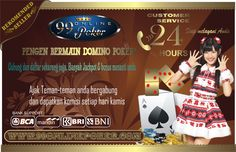 Domino Online Uang Asli 99Onlinepoker, Adalah Agen Judi Domino Terpopuler memberikan rasa ketagihan dalam permainan nya dengan segala macam promo yang menarik