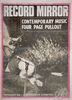 Record Mirror, May 29, 1971 (UK)