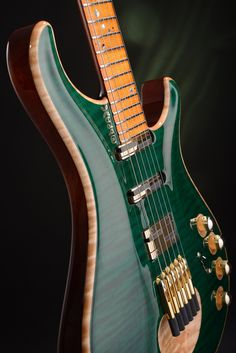 Una guitarra increíble