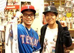 【大阪店】 2013年4月8日 ナイスな笑顔のタカヒロさん、笑顔がステキです! #mlb