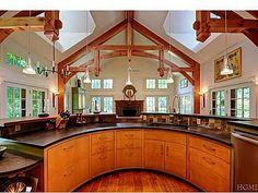 kitchen views!
