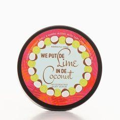 We Put de Lime in de Coconut body scrub smells like a margarita! | Perfectly Posh | #soposhbymarian