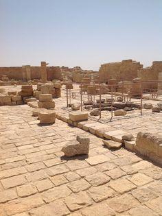 90. The Acropolis of Avdat