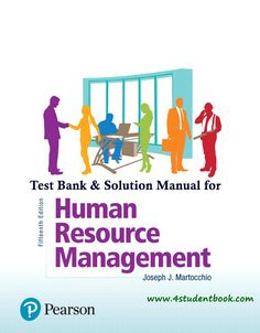 Organic chemistry 9th edition by l g wade pdf tetxbook test bank solution manual for human resource management 15th edition product details by joseph j martocchio author series whats new in management fandeluxe Images
