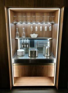 Liquor Cabinet, Storage, Furniture, Home Decor, Deco, Purse Storage, Decoration Home, Room Decor, Larger
