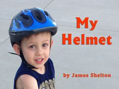 It's important for children to learn how to keep themselves safe. By reading My Helmet, they will learn how to wear a bike helmet properly.  http://uniteforliteracy.com/book?BookId=222