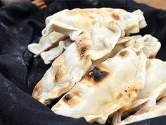 Empanadas a la parrilla | Santiago Giorgini
