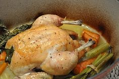 Recipe Rifle: Nigella's chicken