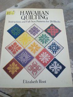 Hawaiian Quilting, 1989