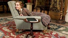 Downton Abbey, Laura Carmichael ..Season 6: See the Cast Out of Character |  Episode 8 ..