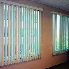 Perkaya variasi interior jendela setiap ruangan anda dengan Window Blinds, meliputi : Vertical Blind dalam bentuk sesuai selera anda, yang dirancang sec... - NaGa Interior - Google+