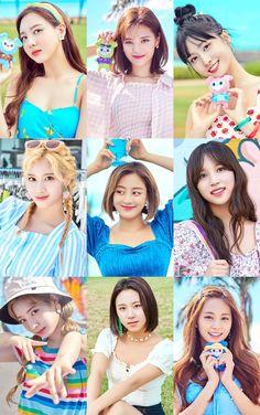 Тывайс Nayeon, South Korean Girls, Korean Girl Groups, Shy Shy Shy, Twice Photoshoot, Twice Group, Warner Music, Twice Album, Jihyo Twice