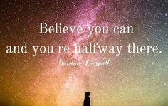 Believe in yourself.  #StaffVirtual #MondayMadness