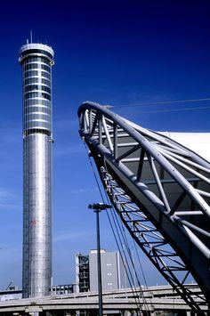 Bangkok (Thailand) BKK...world's tallest freestanding air traffic control tower