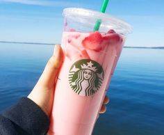 """Breastfeeding moms rave abut this new """"Pink Drink"""" from Starbucks and claim it can boost their milk supply. While sceptical, it couldn't hurt to try and it does look tasty. #milksupply #breastfeeding #GCBC"""