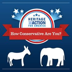 I got a 100% on the Heritage Action Scorecard—can you do better? See if you can best my score and how you compare to Congress.