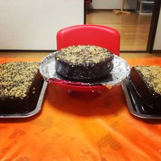 moist chocolate cake with chocolate fudge icing