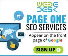 webedesk seo services