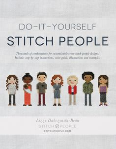 Cross-Stitch Pattern & Design Book Pre-Order