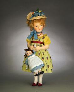 John Wright Collectible Dolls
