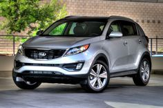 2014 Kia Sportage Offers Updated 2.4L I-4, Revised Front Grille - Motor Trend WOT