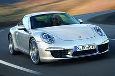 Porsche 911 carrera S. My dream car