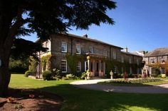 £139 for a 4* Northumberland stay for two including leisure access, breakfast and £80 dinner credit at Doxford Hall Hotel and Spa, near Alnwick – save up to 49%