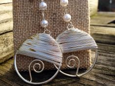 We are in love with these hand made earrings by Connie Ray! Only $15.00!