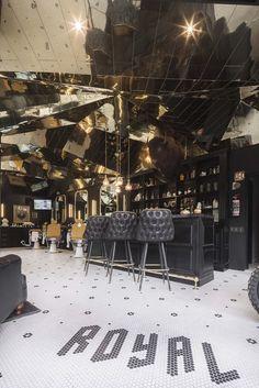 Galería de Barberia Royal / ROW Studio - 14