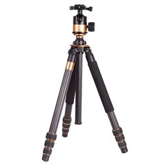 Find More Tripods Information about QZSD Q1000C Carbon Fiber Professional Tripod For DSLR Camera Portable Tripods For Photographer + 45mm Big Ball Panoramic Head,High Quality tripod video camera,China camera tape Suppliers, Cheap camera tripod stand from Guangzhou Etoplink Co., Ltd on Aliexpress.com