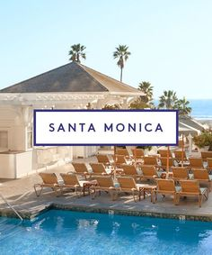 Santa Monica Things To Do - New Restaurants, Boutiques | Refinery29 rounds up the best things to do in Santa Monica right now. #refinery29 http://www.refinery29.com/santa-monica-travel-guide
