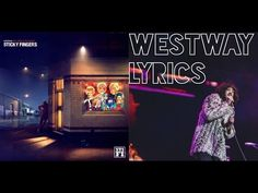 Sticky Fingers - Westway (Full Album) - YouTube Sticky Fingers, Feeling Happy, Lyrics, Album, Feelings, Sayings, Music, Youtube, Musica