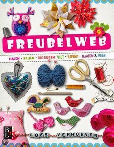 Annemarie's Haakblog: Boek Freubelweb