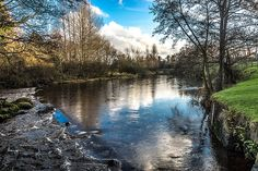 Liffey Linear Park: Newbridge - County Kildare (Ireland)
