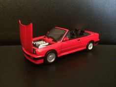 1/43 BMW M3 E30 Cabrio By Minichamps