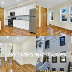 3 BR apt for rent in Ocean Hill at $2,300/mo.Eat In Kitchen. Contact us for details.Web ID:622194. #NYCApartments #MovingToNYC #NYCrentals #ApartmentHunting #Moving #NYC #NoFeeApt