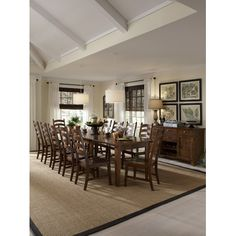 Loon Peak Tantalus Dining Table