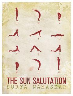 The Sun Salutation