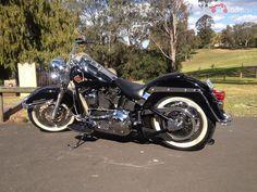 2000 Harley-Davidson Heritage Softail Classic 1450 (FLSTC)