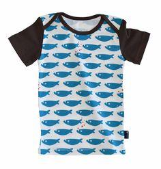 L'Asticot FISH t-shirt