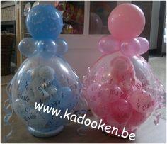 Geschenkballon Geboorteballonnen ballonnen geboorte balloons, geboortegeschenk