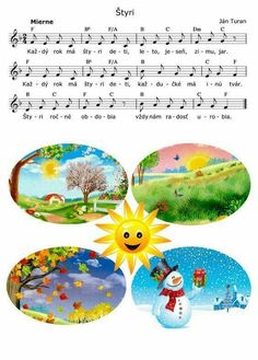 4 εποχές-four seasons Seasons Activities, Spring Activities, Activities For Kids, Crafts For Kids, Weather Seasons, Cardboard Art, Butterfly Art, Kids Songs, Learning Resources