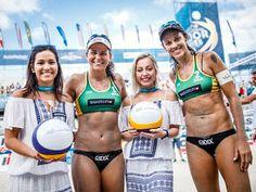 Blog Esportivo do Suíço: Larissa e Talita vencem final brasileira e conquistam etapa de Fort Lauderdale