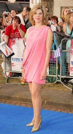 106 mejores imágenes de Christine Baranski en 2020   Moda para ...