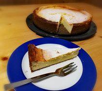 Topfenkuchen (Käsekuchen) ohne Boden - lacky-bakings Webseite!