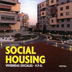 #Arquitectura / Vivienda y Edif. Públicos #LowCostArch SOCIAL HOUSING. VIVIENDAS SOCIALES  #Monsa