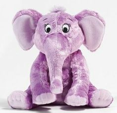 Looks like the elephants from the book and all the money spent to buy these went to charity