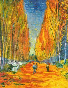 EL  COLOR  EXPRESA   ALGO  POR  SÍ  MISMO       Van Gogh